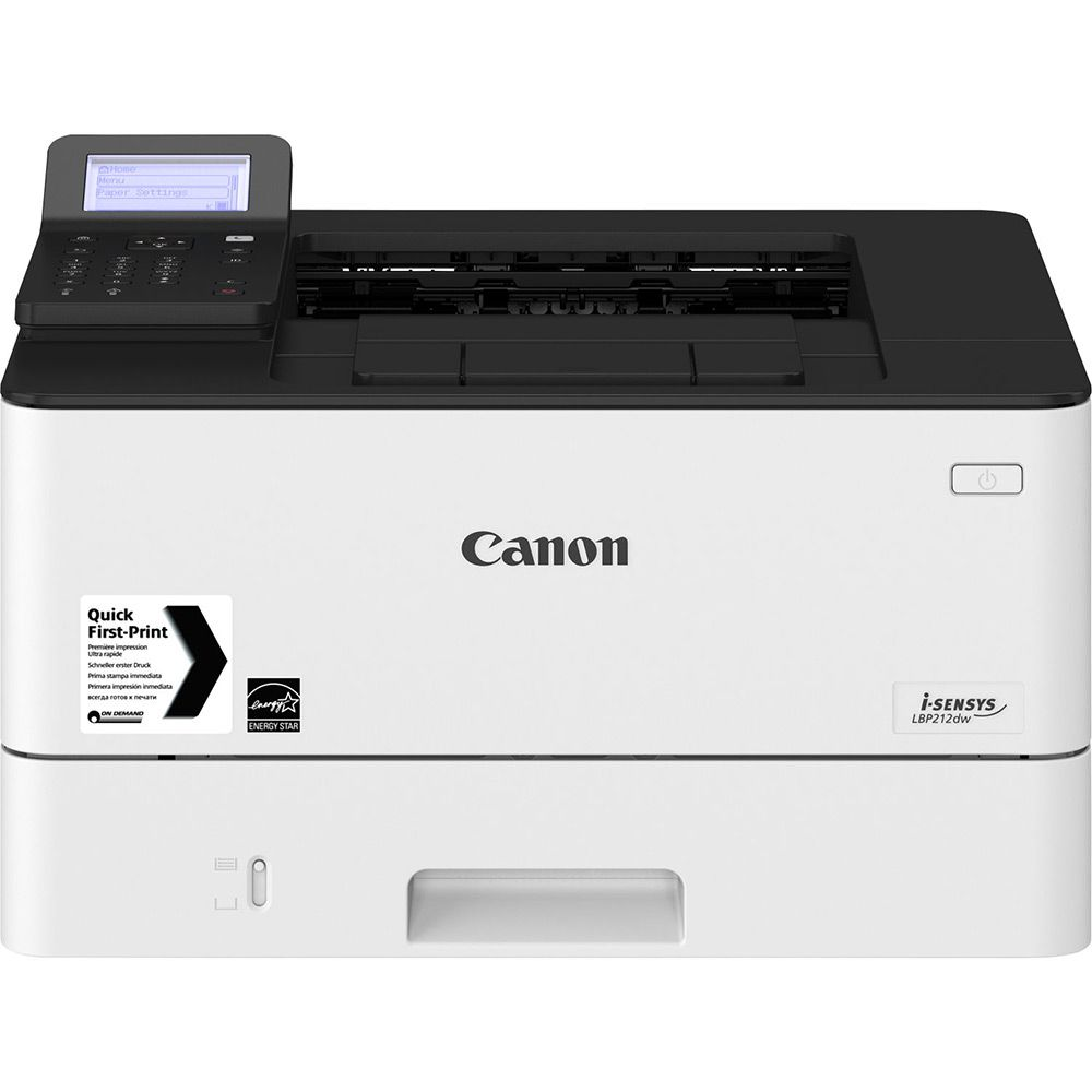 Canon-i-SENSYS-LBP212dw-Font-Facing-Large